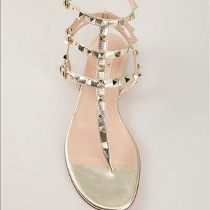 Valentino Garavani Shoes - ‼️COMING SOON‼️VALENTINO Rockstud Gladiator Sandal